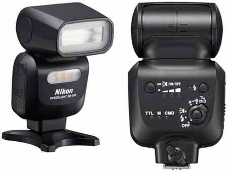 nikon flash speedlight sb500 Principais Novidades na Photokina 2014