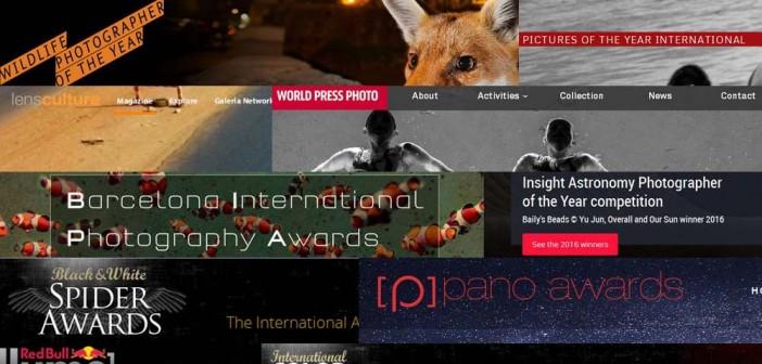 Concursos de Fotografia em 2017