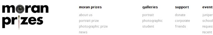 MORANPRIZES Concursos de Fotografia em 2017