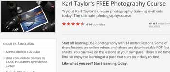 karl taylor free photography course