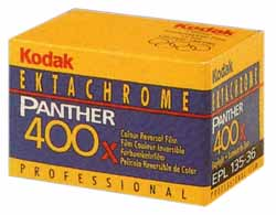 kodak ektachrome phanter