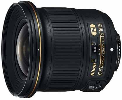 Nikon AF-S NIKKOR 20mm